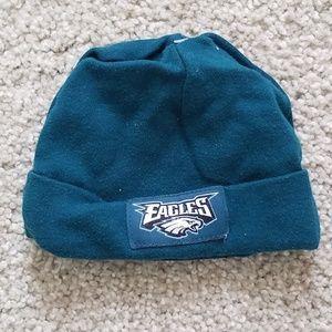 Philadelphia Eagles Infant Hat - never worn